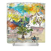 Castro Marim Portugal 13 Shower Curtain
