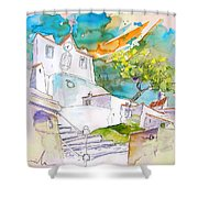 Castro Marim Portugal 17 Shower Curtain