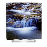 Cataract Falls Shower Curtain