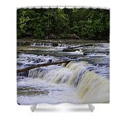 Cataract Falls Phase 1 Shower Curtain