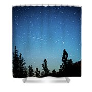 Catch Me If You Can.... 2 Shower Curtain by Shiela Kowing