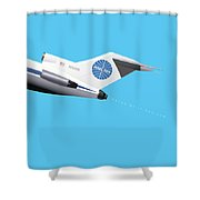 Catch Me If You Can - Alternative Movie Poster Shower Curtain