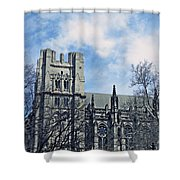Cathedral 2 Shower Curtain