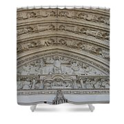 Cathedral 3 Shower Curtain