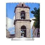 Cathedral Bells Shower Curtain