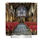 Cathedral Entrance Shower Curtain