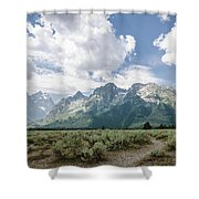 Cathedral Group No.1 Shower Curtain