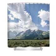Cathedral Group No.2 Shower Curtain