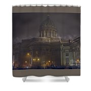 Cathedral Of Our Lady Of Kazan Shower Curtain