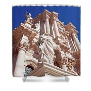 Cathedral Of Siracusa Shower Curtain