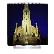 Cathedral Of The Assumption, Carlow, Co Shower Curtain
