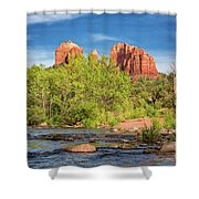 Cathedral Rock 313 Shower Curtain