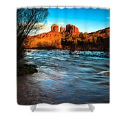 Cathedral Rock 8 Shower Curtain