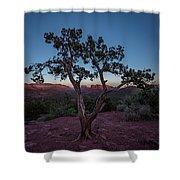 Cathedral Rock Shower Curtain by Gary Lengyel