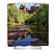 Cathedral Rock Of Sedona Shower Curtain