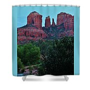 Cathedral Rock Rrc 081913 Ab Shower Curtain