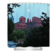 Cathedral Rock Rrc 081913 Ac Shower Curtain