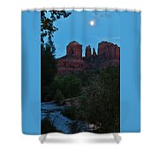 Cathedral Rock Rrc 081913 Ad Shower Curtain
