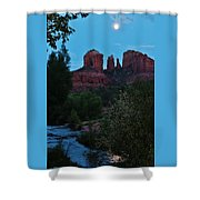 Cathedral Rock Rrc 081913 Ae Shower Curtain