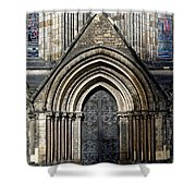 Cathedral Side Door Shower Curtain