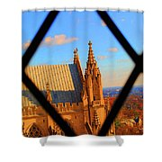 Cathedral Sky Shower Curtain