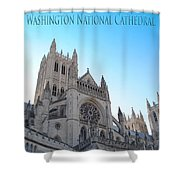 Cathedral Travel Shower Curtain