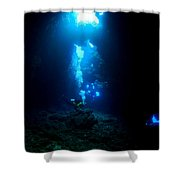 Cathedrals Shower Curtain
