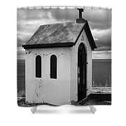 Catholic Chapel Shower Curtain