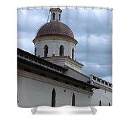 Catholic Church Shower Curtain