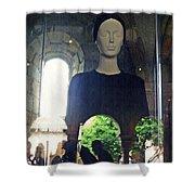 Catholic Imagination Fashion Show 1  Shower Curtain