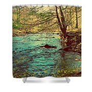 Catoctin Spring Shower Curtain