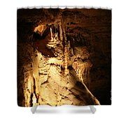 Cave 11 Shower Curtain