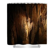 Cave 14 Shower Curtain