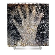 Cave Art: Pech Merle Shower Curtain