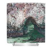 Cave Of Wonders Shower Curtain