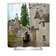 Cawdor Castle Shower Curtain