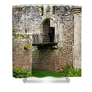 Cawdor Castle Drawbridge Shower Curtain