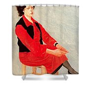 Cawpq3cp Avigdor Arikha Shower Curtain