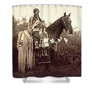 Cayuse Shower Curtain