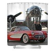 Cc 26 Shower Curtain