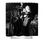 Cdb Winterland 12-13-75 #2 Shower Curtain