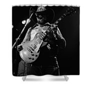 Cdb Winterland 12-13-75 #4 Shower Curtain