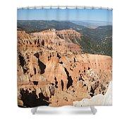 Cedar Breaks I - Utah Shower Curtain