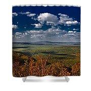 Cedar Lake Vista Shower Curtain