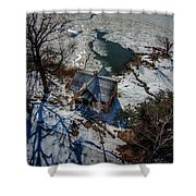 Cedarmere - The Studio Shower Curtain
