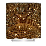 Ceiling Lamp Shower Curtain
