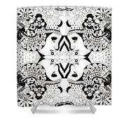 Ceilings And Floors Shower Curtain
