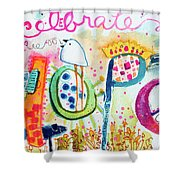 Celebrate Hope #2 Shower Curtain