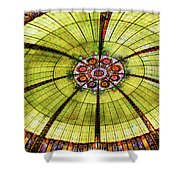 Celebration Of Glass Shower Curtain