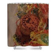 Celebrations Shower Curtain